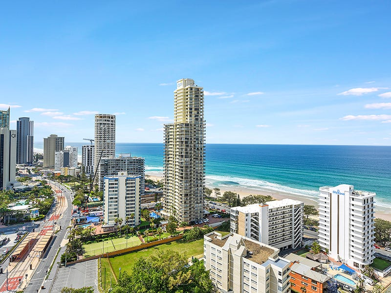 """2119 """"Mantra on View"""" 3197 Surfers Paradise Blvd, Surfers Paradise, Qld 4217"""