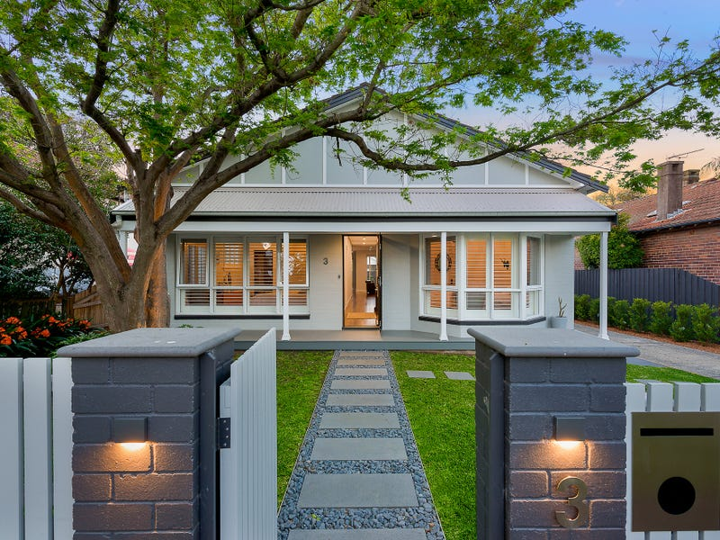 3 Stephen Street, Willoughby, NSW 2068