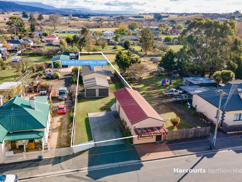 126 High Street, Campbell Town, Tas 7210