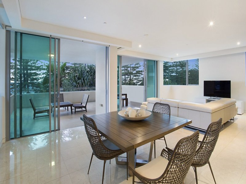 25/106 'Element' The Esplanade, Burleigh Heads, Qld 4220