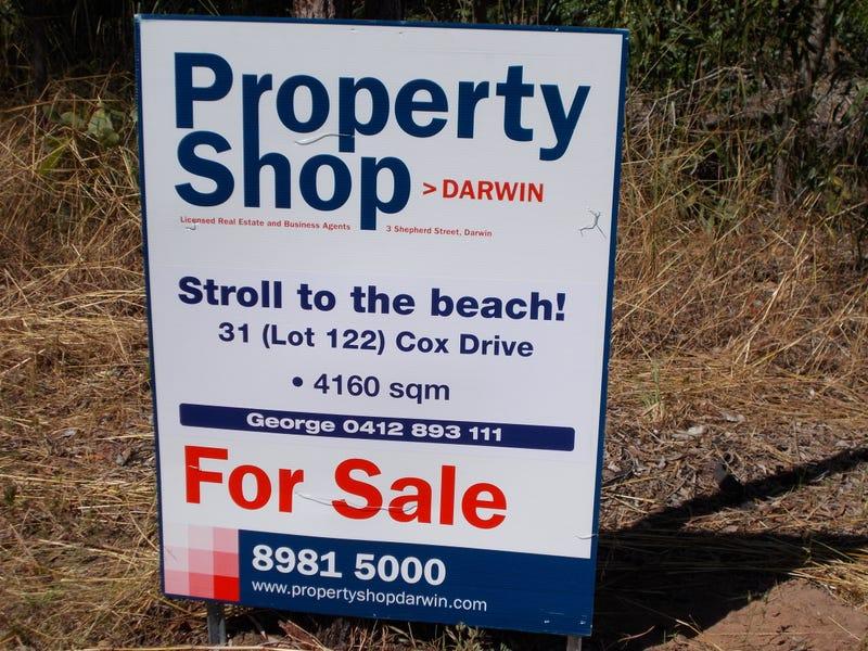 31 Cox Drive, Wagait Beach, NT 0822