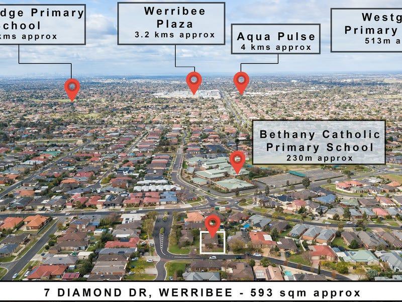 7 Diamond Drive, Werribee, Vic 3030