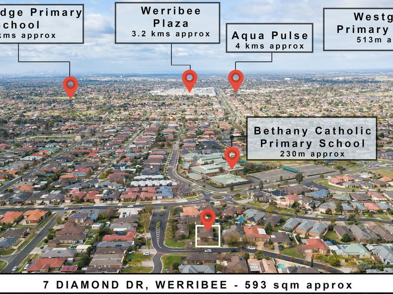 7 Diamond Drive, Werribee