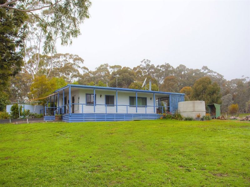 1283 Waubra - Talbot Road, Evansford, Vic 3371