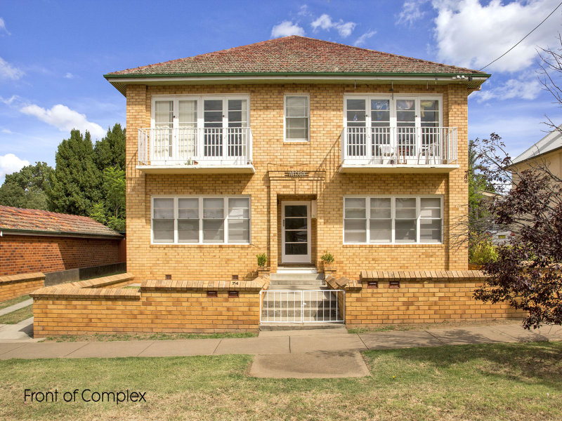 1-4/70 Fitzroy Street, Tamworth, NSW 2340