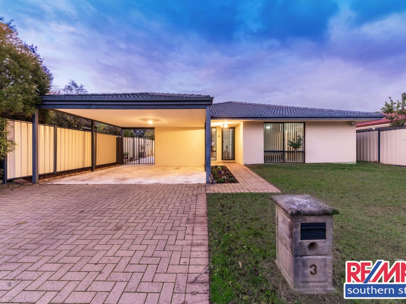 3 Spoonbill Place, Queens Park, WA 6107