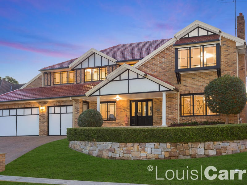 4 Windsor Court, Castle Hill, NSW 2154