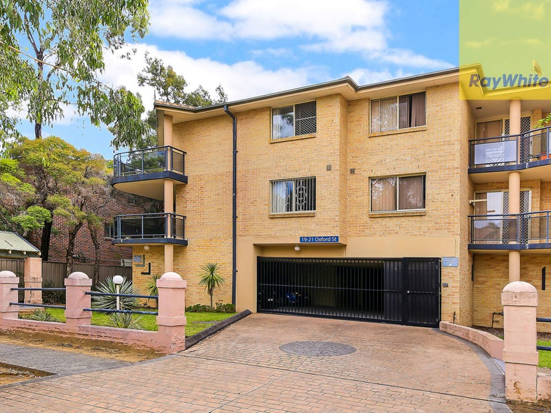 6/19-21 Oxford Street, Merrylands, NSW 2160