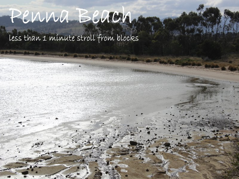 Lot 16 , Penna Beach Street, Penna, Tas 7171