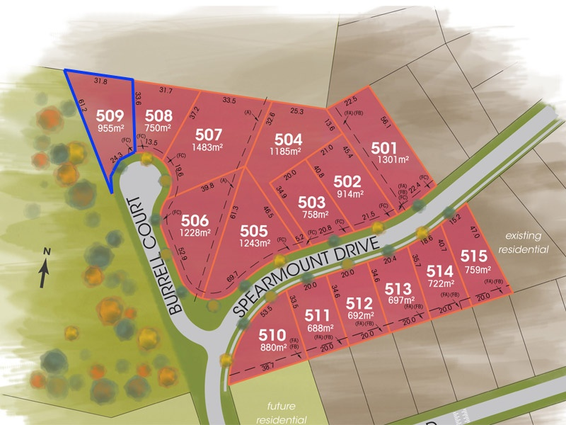Lot 509 The Foothills Estate, Armidale, NSW 2350