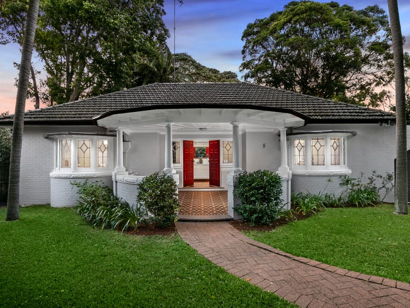 8 Balfour Street, Greenwich, NSW 2065
