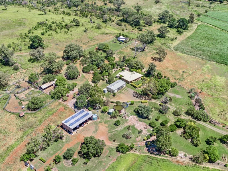 857 Irongate Rd, Irongate, Pittsworth, Qld 4356