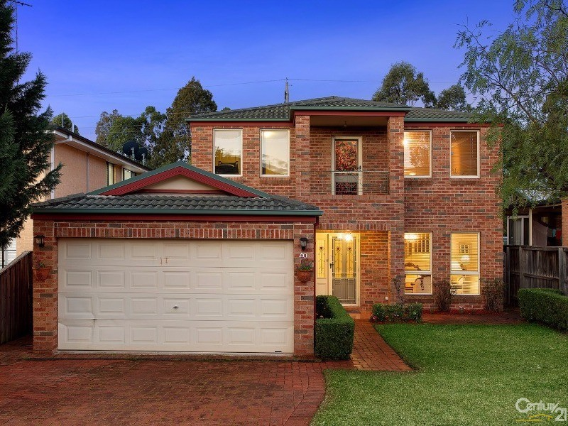 40 Langford Smith Close, Kellyville, NSW 2155