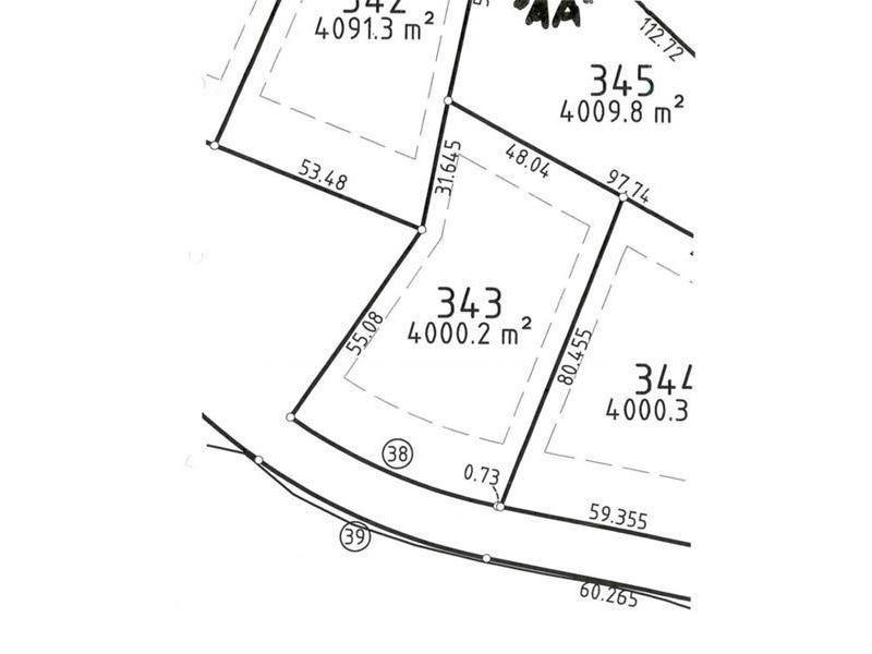 Lot 343 Twin Creeks Estate, Luddenham, NSW 2745
