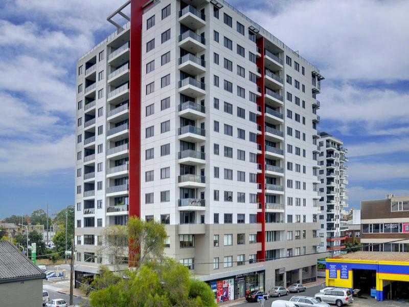 1411/1c Burdett Street, Hornsby, NSW 2077