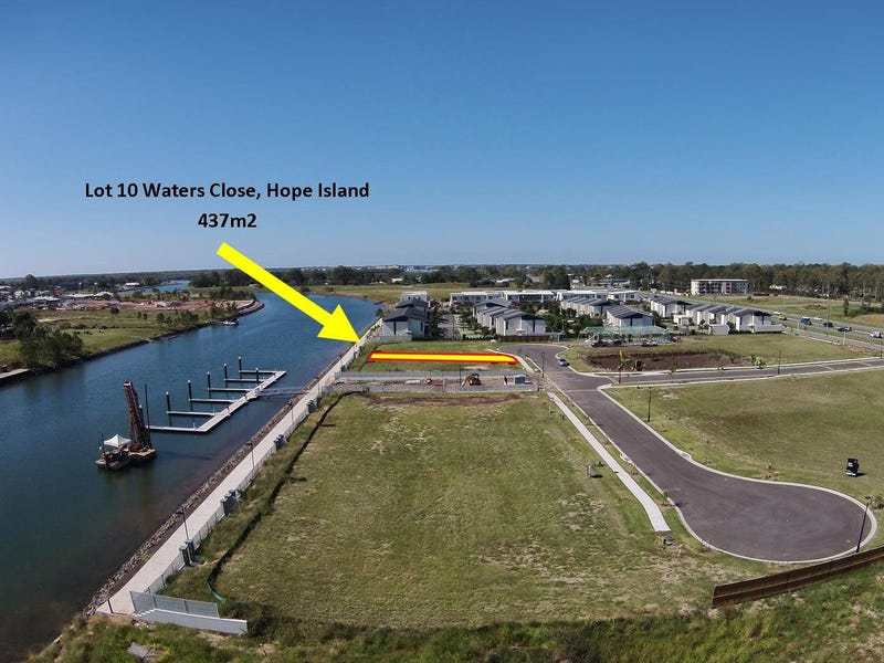 Lot 10 Waters Close, Hope Island