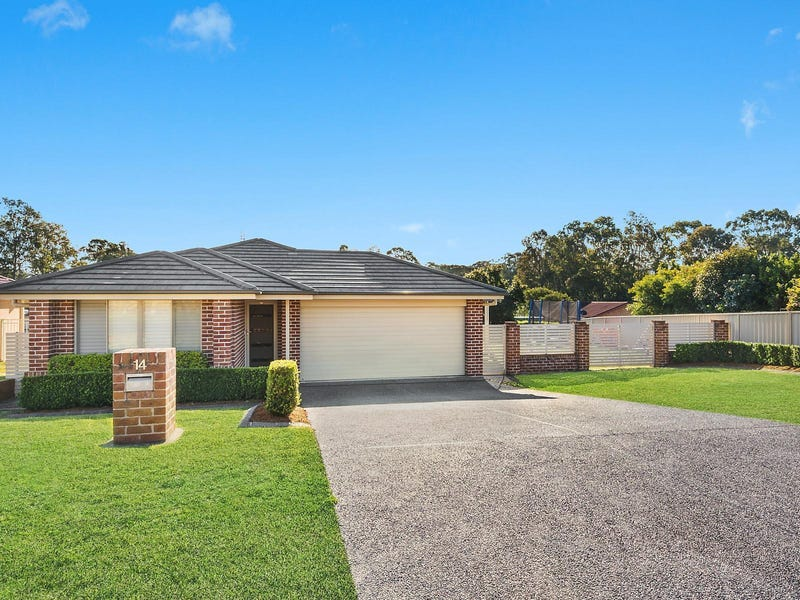 14 Holford Crescent, Thornton, NSW 2322