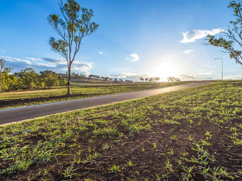 Lot 35 Fittons Road, Hodgson Vale, Qld 4352