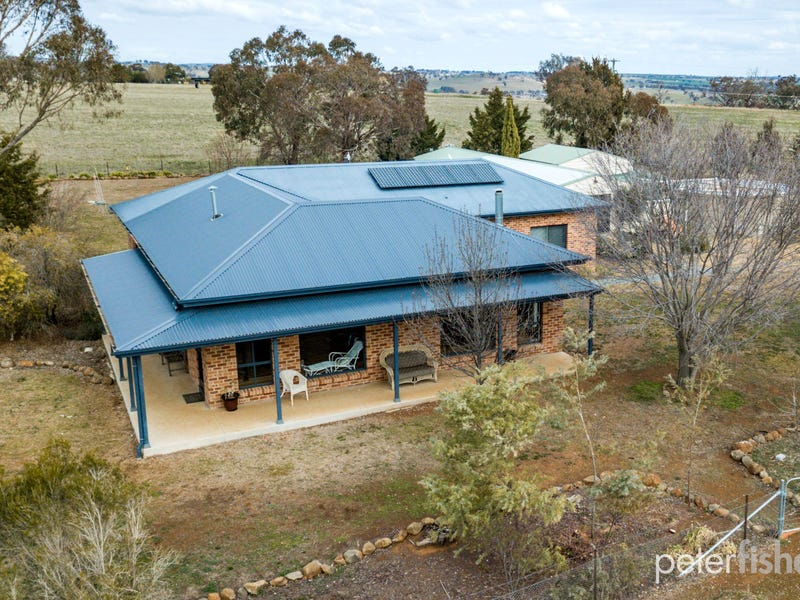 """Wongaburra"" 2319 Mitchell Highway, Molong, NSW 2866"