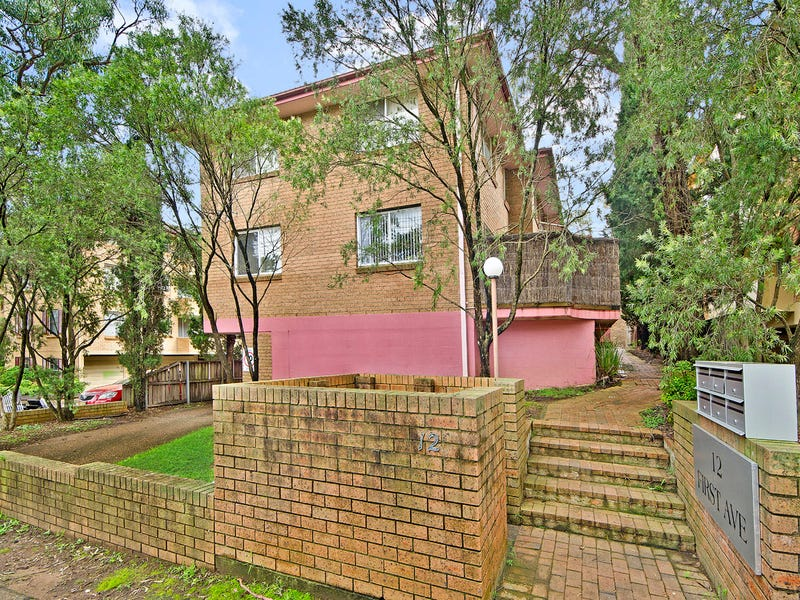3/12 First Avenue, Eastwood, NSW 2122