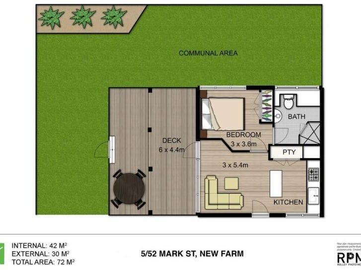 5/52 Mark Street, New Farm