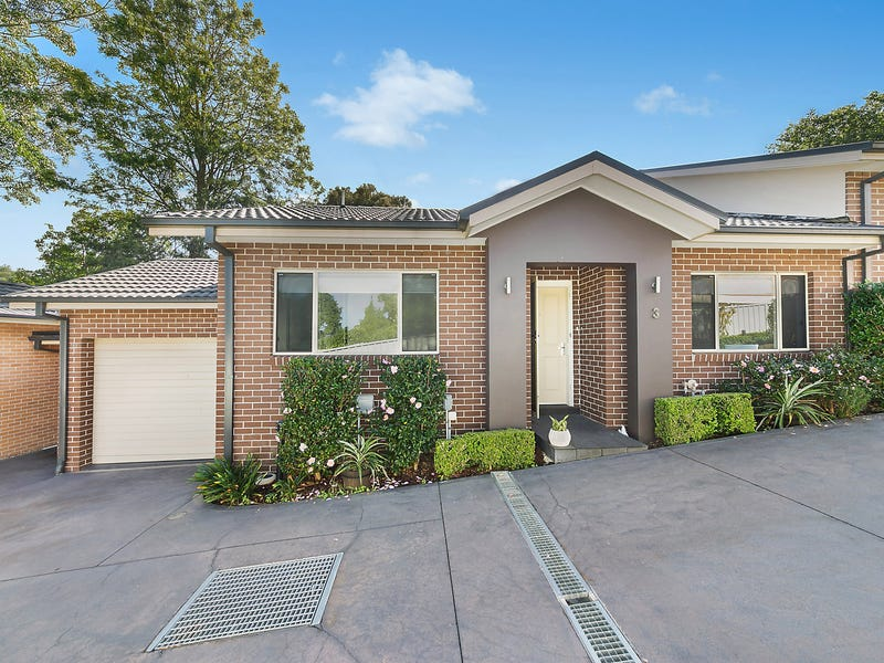 3/40 Clarke Street, West Ryde, NSW 2114