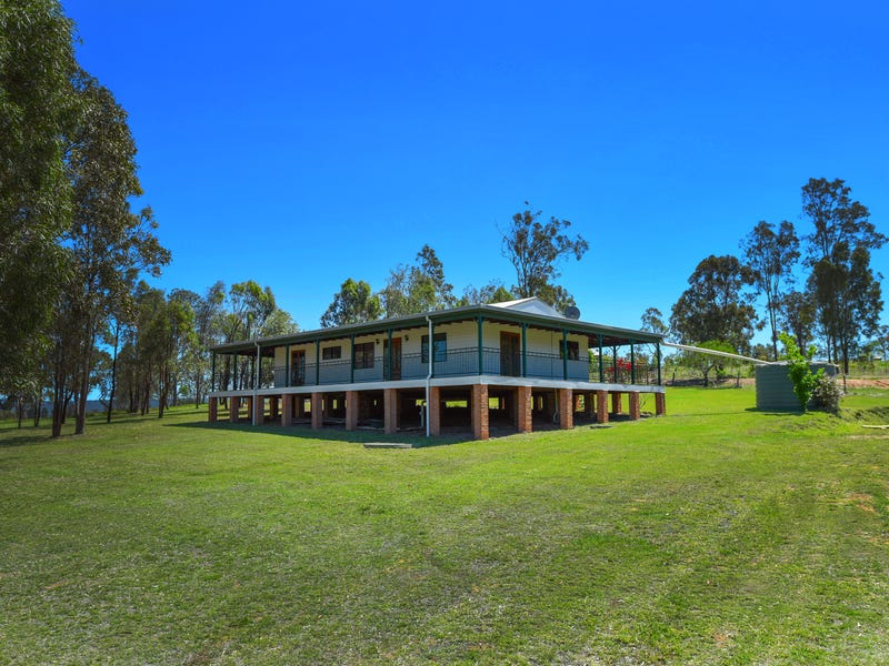 109 Tenthill Creek Road, Gatton, Qld 4343
