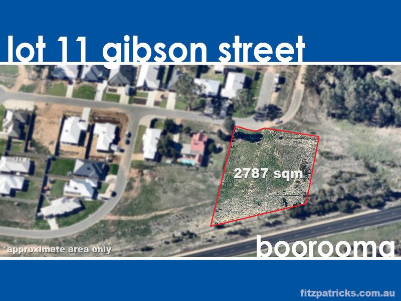 Lot 11 Gibson Street, Boorooma, NSW 2650