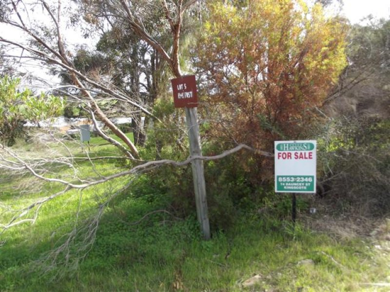 Lot 5, Redbanks Road, American River, SA 5221