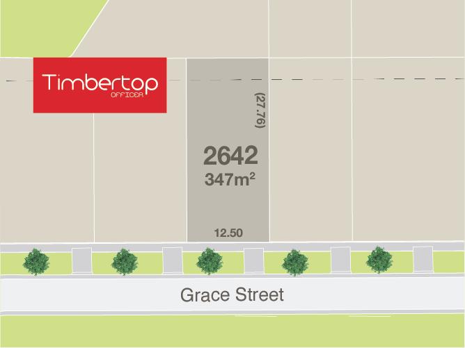 Lot 2642, Grace Street, Officer, Vic 3809