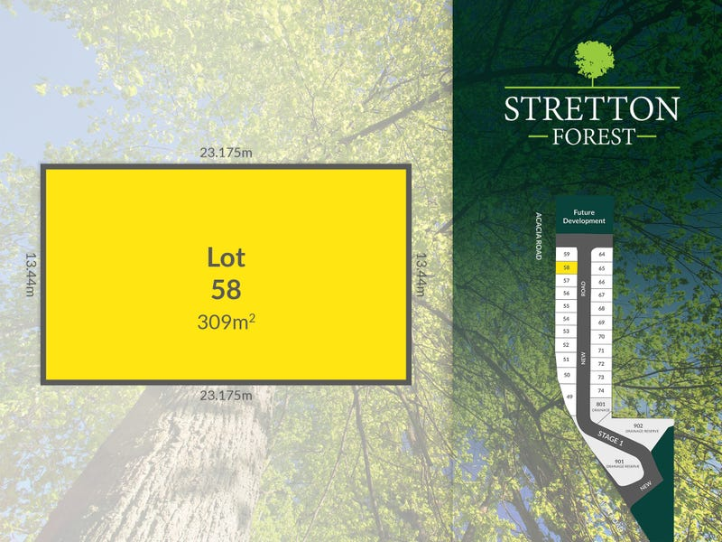 Proposed Lot 58 Acacia Road, Karawatha