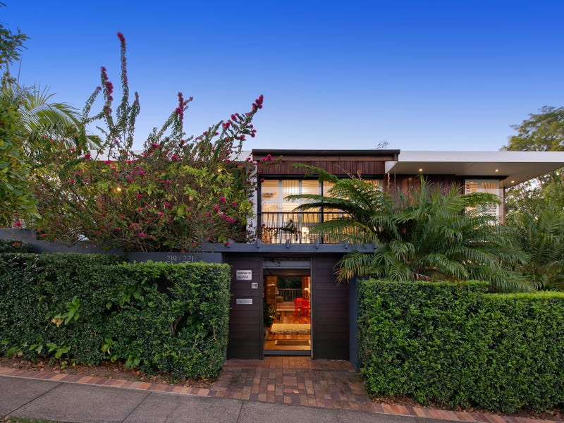 219-221 Latrobe Terrace, Paddington, Qld 4064