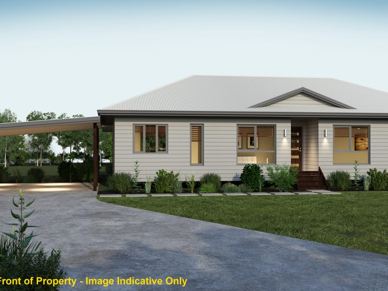 Lot 2 Chudleigh Drive, Echidna Valley, Emerald, Qld 4720