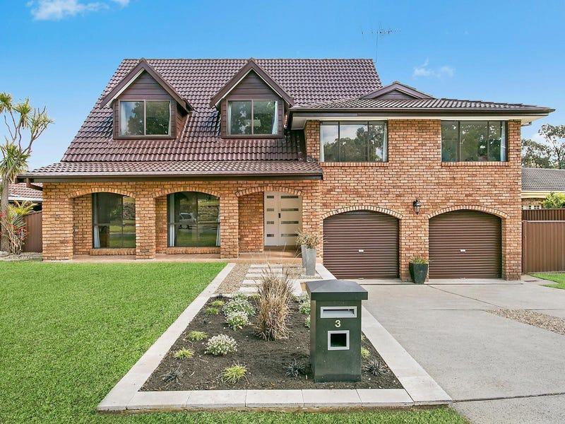 3 Power Place, Menai, NSW 2234