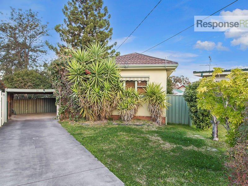 14 Amaroo Street, Kingswood, NSW 2747