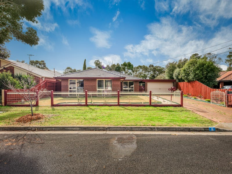 8 Burge Crescent, Hoppers Crossing
