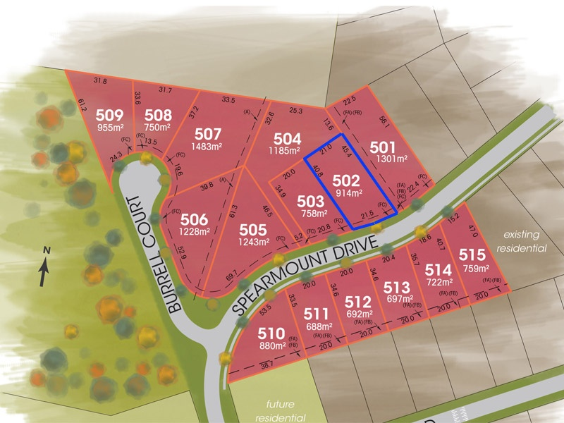 502 The Foothills Estate, Armidale, NSW 2350