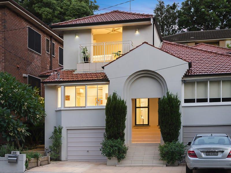 39 Rawson Street, Neutral Bay, NSW 2089