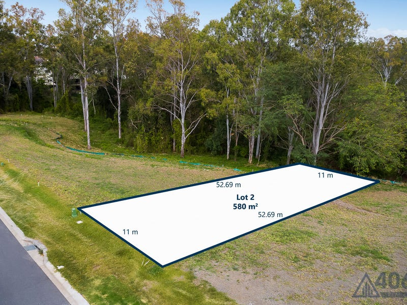 Lot 2, 1 Bauhinia Place, Kenmore, Qld 4069