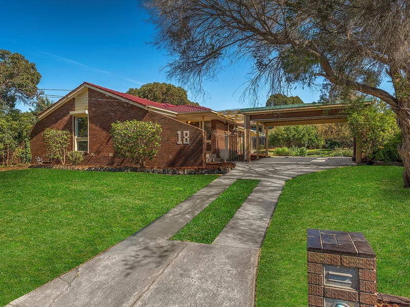 18 Overland Drive, Vermont South, Vic 3133