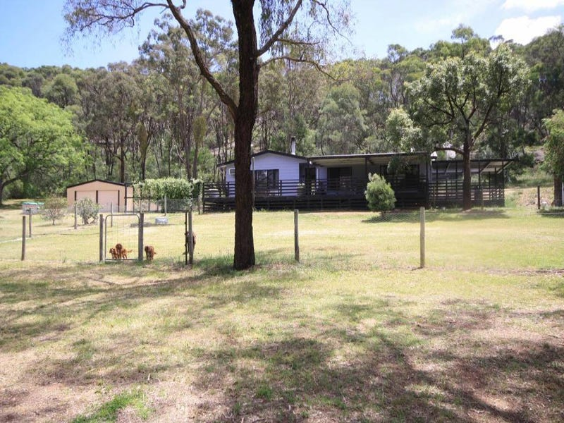 3220 Wybong Road, Hollydeen, NSW 2328