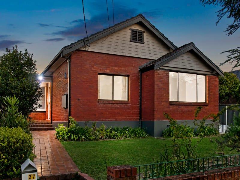 27 Hammond Avenue, Croydon, NSW 2132