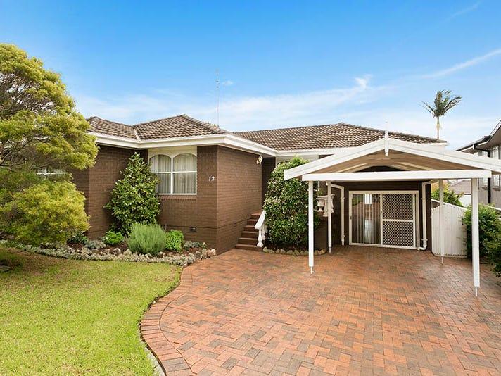 12 Hayes Avenue, Mount Warrigal, NSW 2528