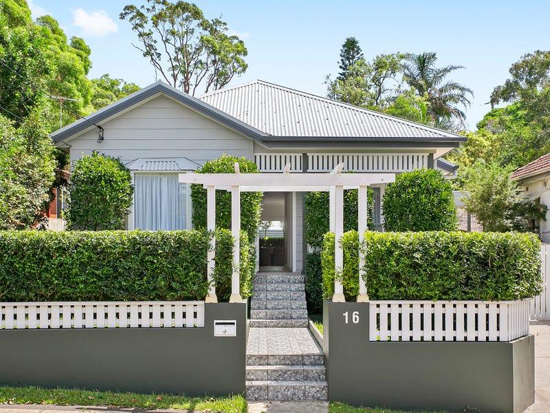 16 Myrtle Street, North Balgowlah, NSW 2093