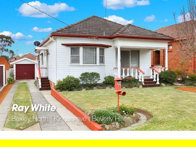 4 Simmons Road, Kingsgrove, NSW 2208