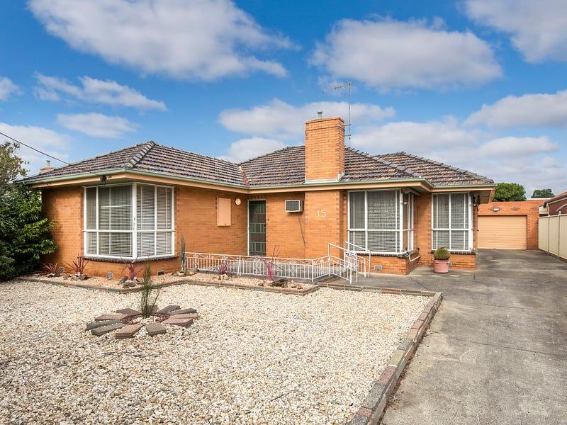 15 Ronald Grove, Keilor East, Vic 3033