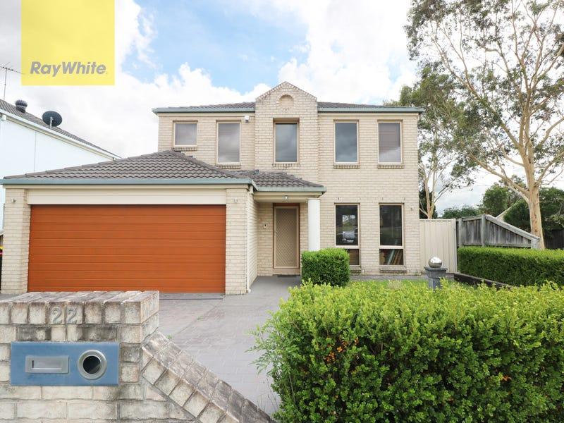 22 Taubman Drive, Horningsea Park, NSW 2171