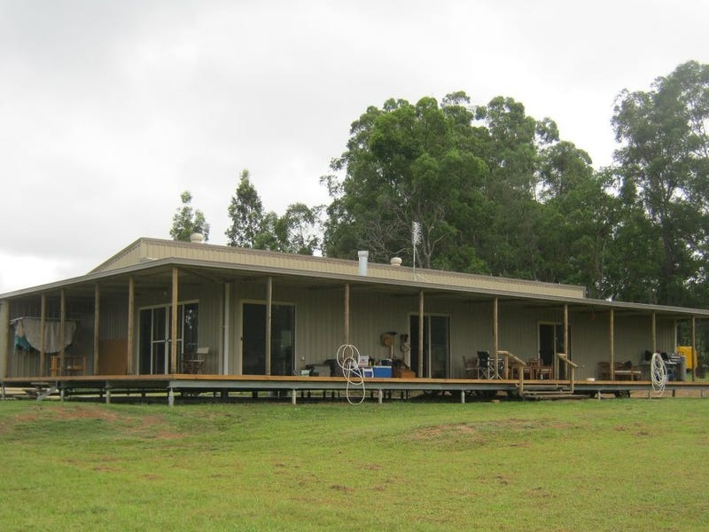 551 Barretts Creek Road, Barretts Creek, NSW 2460