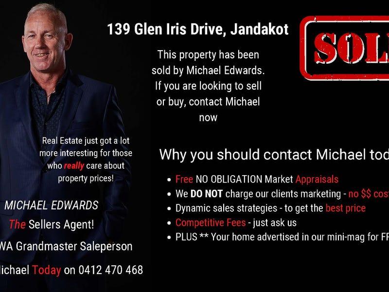 139 Glen Iris Drive, Jandakot, WA 6164