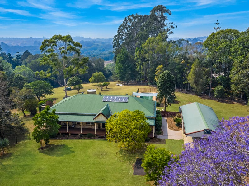 323 Humpty Back Road, McLeans Ridges, NSW 2480